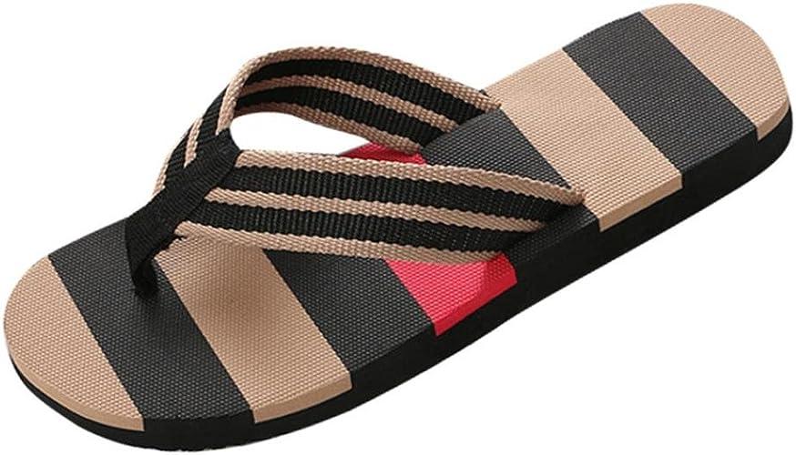 Men Summer Shoes Mixed Colors Sandals Casual Slipper Indoor Or Outdoor Flip Flops