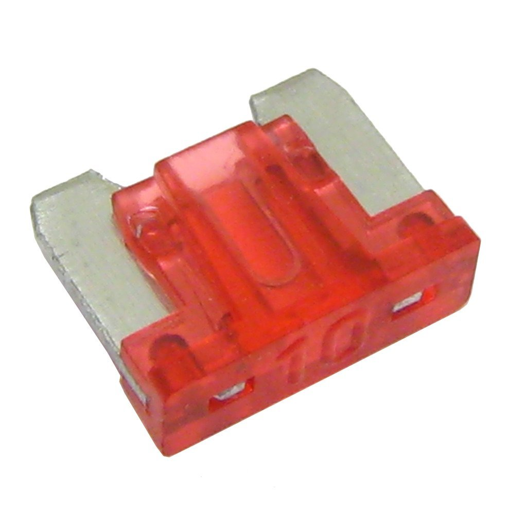 All Trade Direct 15 Amp Glass Fuse 30Mm Auto Car Classic Tractor Qty 10