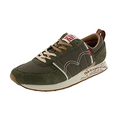 Mens Gilmore Trainers Levi's ZFASG