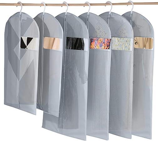 2 St/ück Kleidersack Kleiderh/ülle Kleiderschutz vom Sachsen Versand