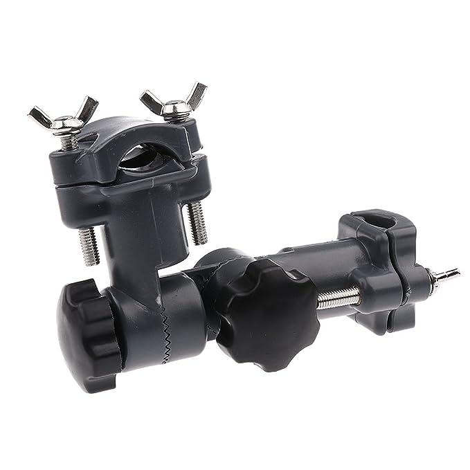 Universal Metall Klammer für Regenschirm /& Sessel Montierbar Basis 1 Stk