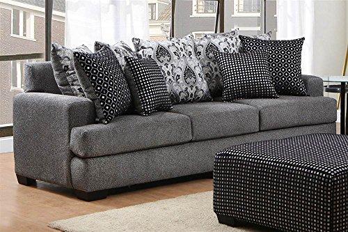 Chelsea Home Sofa in Pathfinder Onix