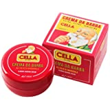 Cella Milano Shaving Cream Soap Almond, 150 grams