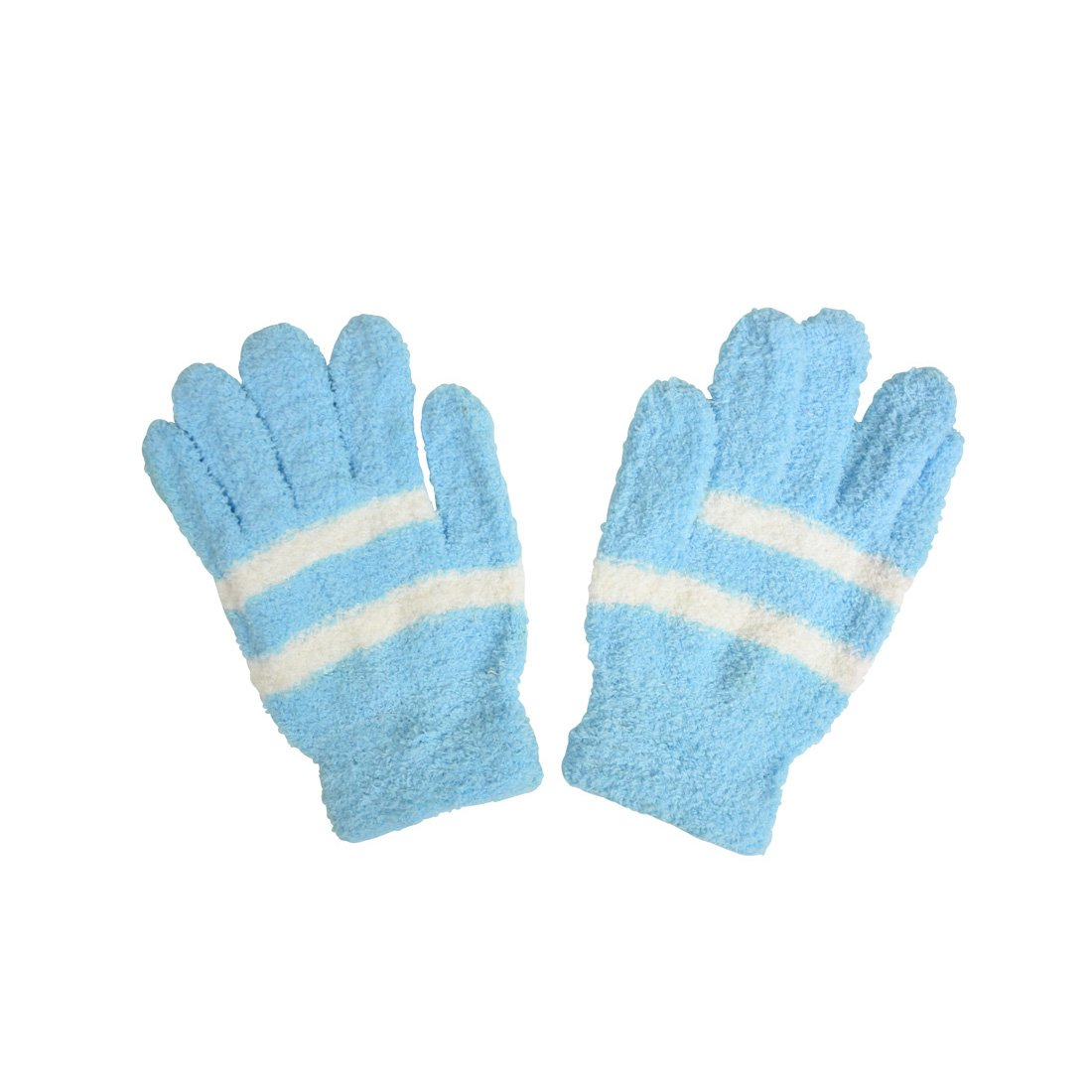 Big Kids Chenille Striped Gloves MTGL0027XS