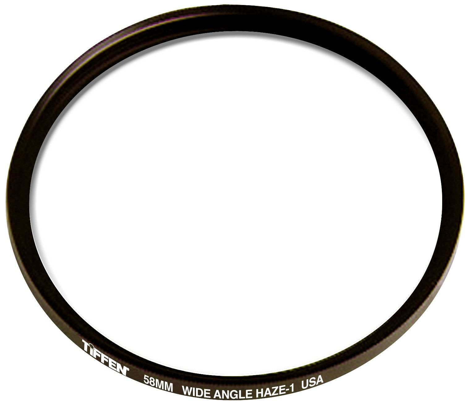 TIFFEN 58WIDHZE Wide Angle 58MM UV Haze-1 Filter by Tiffen