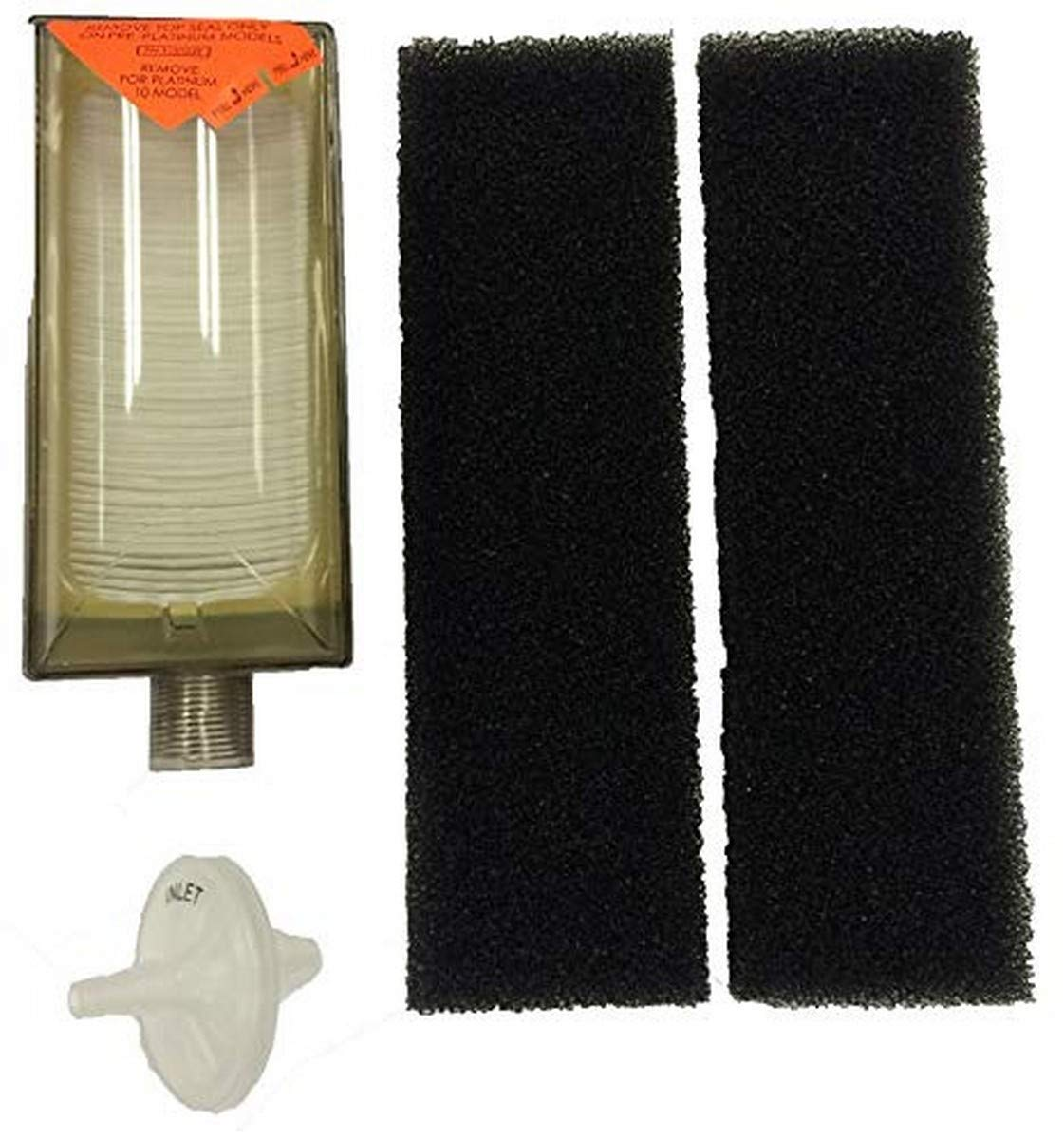 The Aftermarket Group Oxygen Concentrator Filter Kit, Smart Pack, Invacare Platinum, TAGSP1004