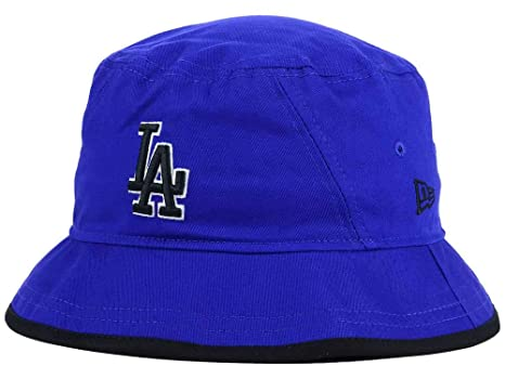 buy cheap 8c3bc c607e los angeles dodgers bucket hat