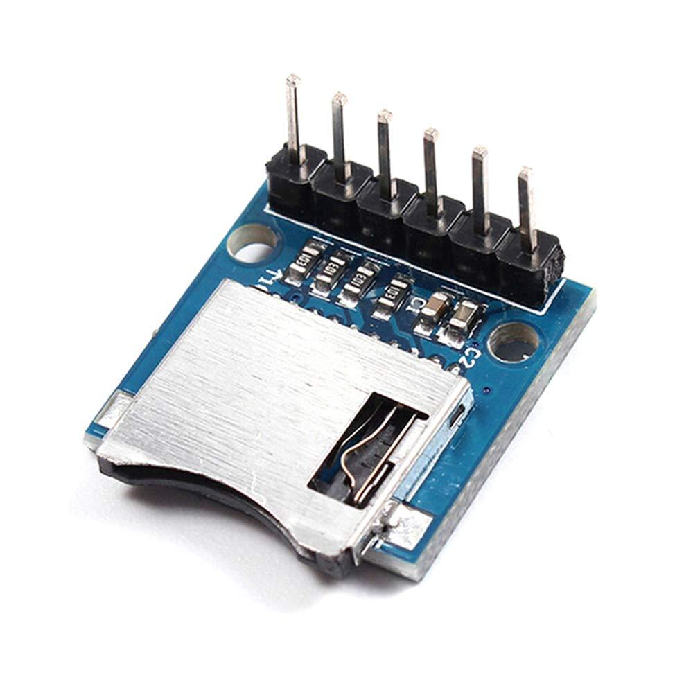 1 Tarjeta de Memoria Micro SD Mini Miniture módulo de ...