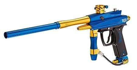 Review Azodin Kaos-D II Semi-Auto Paintball Marker Gun