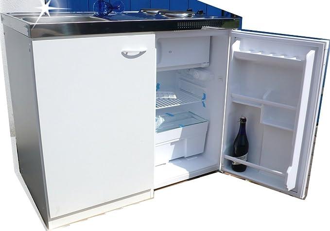 Miniküche Kühlschrank Austauschen : Singleküche pantryküche cm weiß miniküche büroküche kochplatte