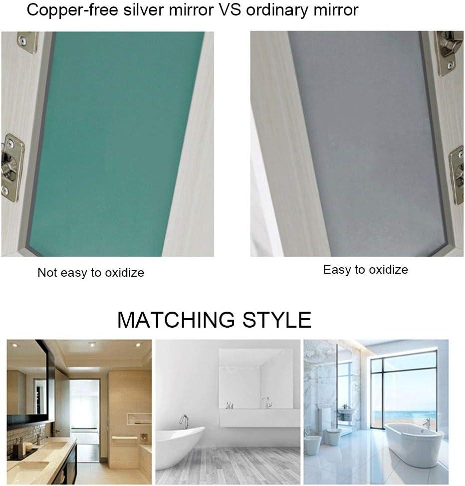 Armarios con espejo Mueble De Espejo para Baño Dormitorio Mueble ...