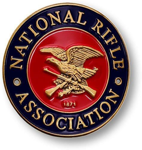 NRA Hiking Stick Medallion
