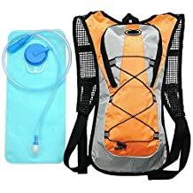 Home-Neat Camelbak Hydration Pack with 2L (70 oz) Bladder Lightweight Backpack Water Bag for Runner Outdoor Bicycle & Bike Sports