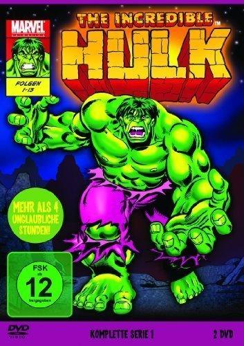 (The Incredible Hulk: Complete Season 1 [DVD])