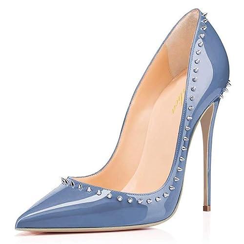 Zapatos Vestir Sintético Lutalica Material Para Mujer De ymYbf7v6Ig