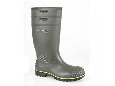 cf9614a0e0ce Dunlop ACIFORT HD Mens Agricultural Wellington Boots Green  Amazon.co.uk   Shoes   Bags
