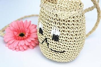 Crochet Tasche Häkeln Tasche ändern Kinder Diagonal Paket Stickerei