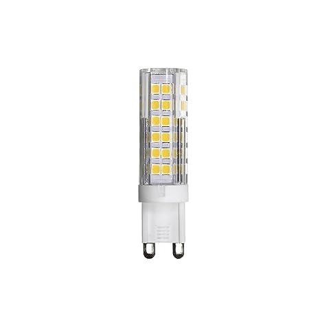 Bombilla LED 2 pin G9 SevenOn LED 54095, 6W equivalente a 50W, casquillo G9