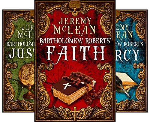 The Pirate Priest (3 Book Series)