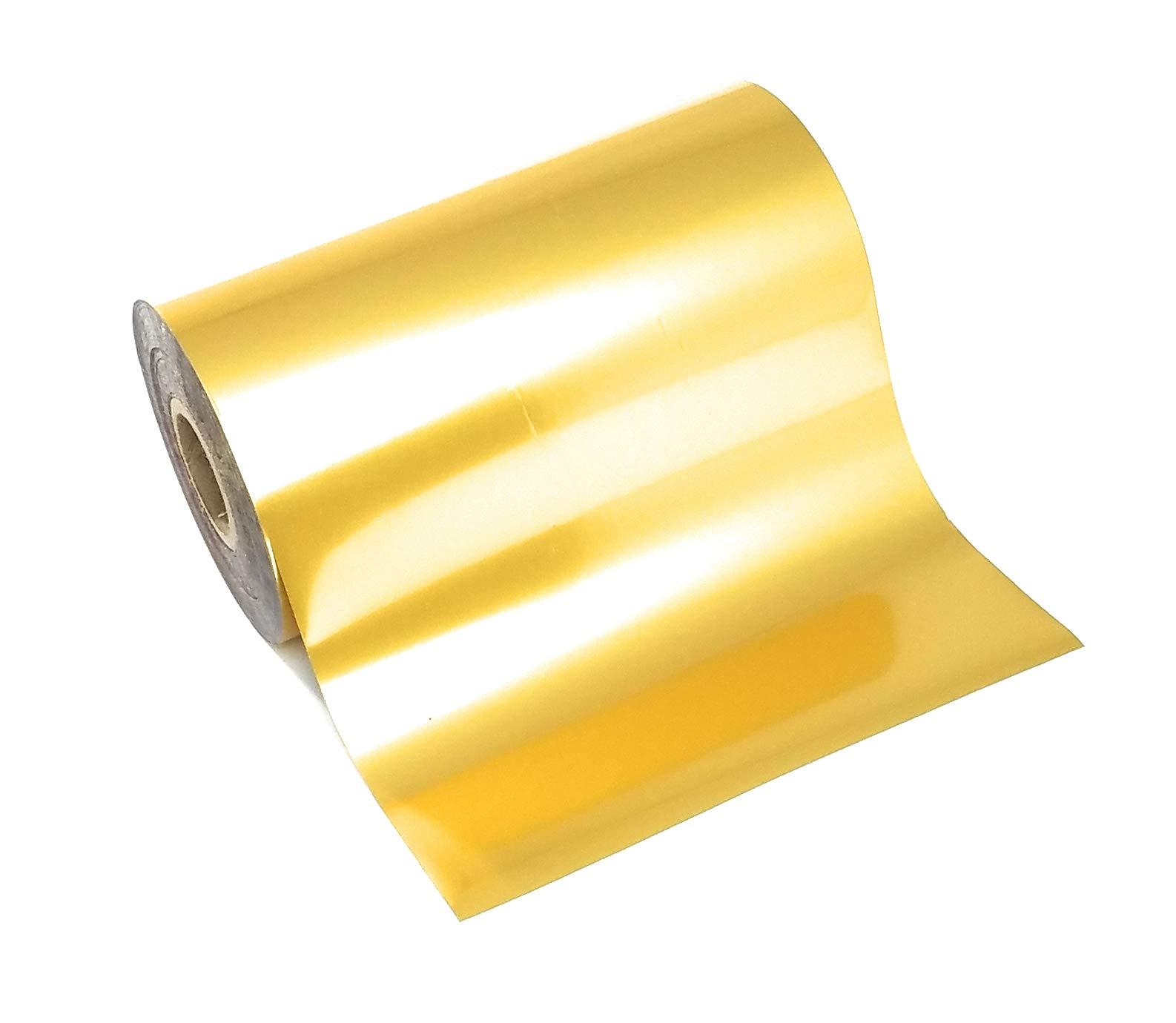 Gold Matte Metallic Hot Stamping Craft Foil by Morfcraft (Image #2)