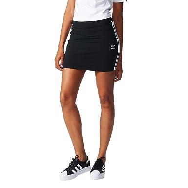 adidas 3stripes Skirt Falda de Tenis, Mujer: Amazon.es: Ropa y ...