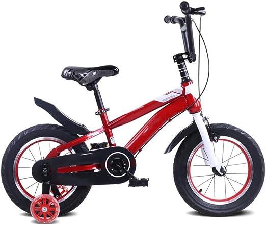 YUMEIGE Bicicletas Bicicletas 12 14 16 Pulgadas con Ruedas de ...