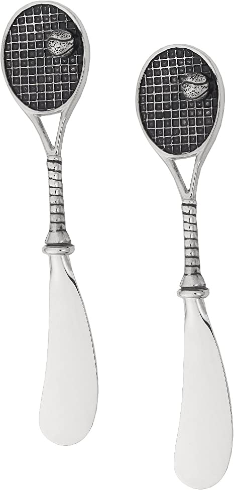 5 L Sliver Wine Things Hearts Cheese Spreader