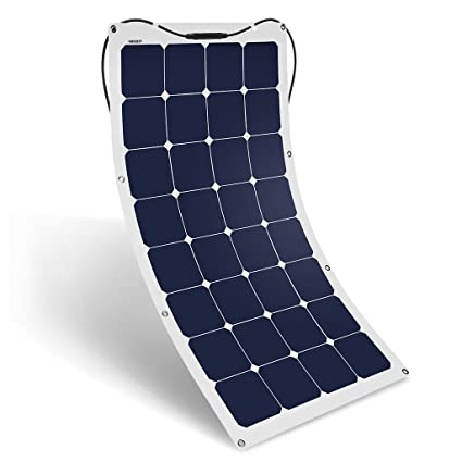 Suaoki 100W 18V 12V Solar Panel Charger SunPower Cell Ultra Thin Flexible with MC4 Connector Charging  sc 1 st  Amazon.com & Amazon.com : Suaoki 100W 18V 12V Solar Panel Charger SunPower Cell ...