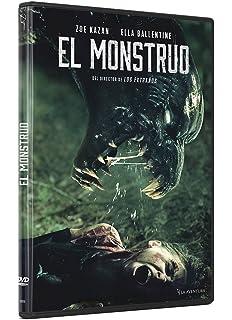 El Monstruo (The Monster) [DVD]
