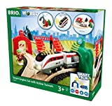 Brio Smart Engine Set with Action Tunnels Wooden...