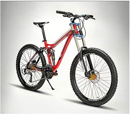 Bicicleta de Montaña Bicicleta de Montaña Unisex, Marco de ...