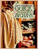 Quick And Cozy Afghans (Leisure Arts #102626)