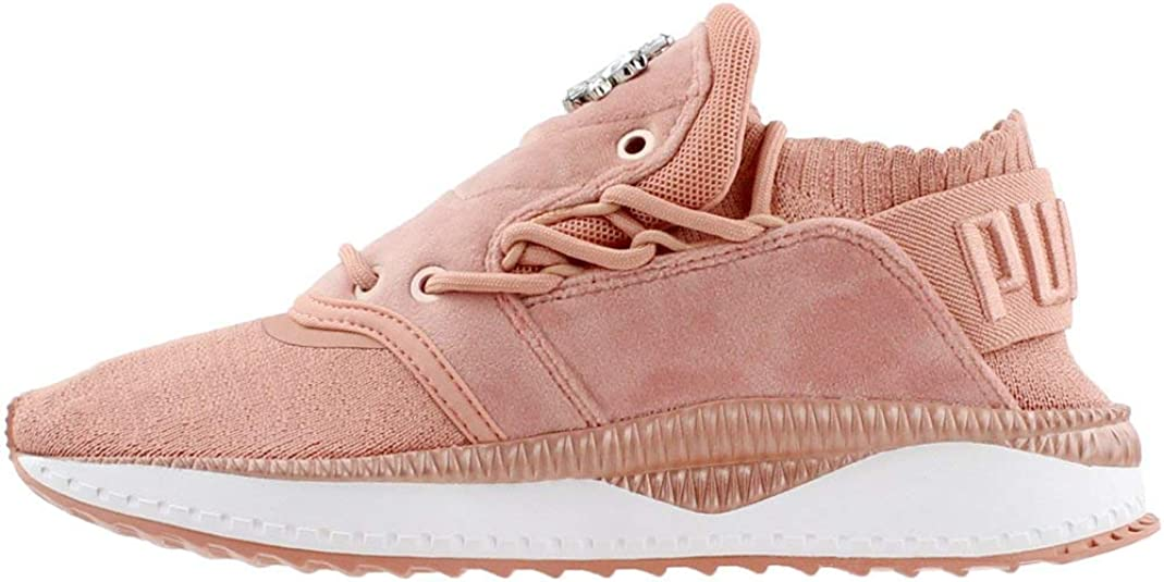 PUMA Womens Tsugi Shinsei Velour Casual Sneakers,
