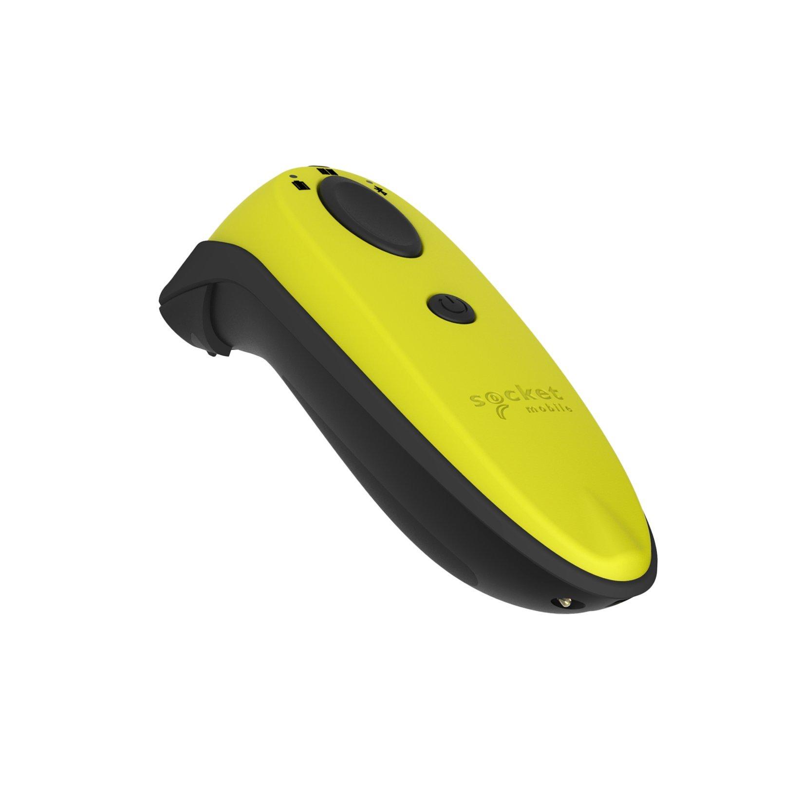 DuraScan D730, 1D Laser Barcode Scanner, Neon Green by Socket Mobile