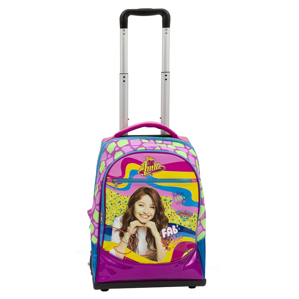 Soy Luna Trolley Spinner Con Gadget YL958000