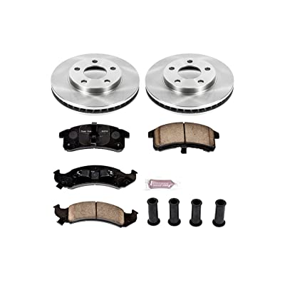 Autospecialty KOE1534 1-Click OE Replacement Brake Kit: Automotive