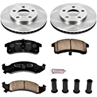 Autospecialty KOE1534 1-Click OE Replacement Brake Kit