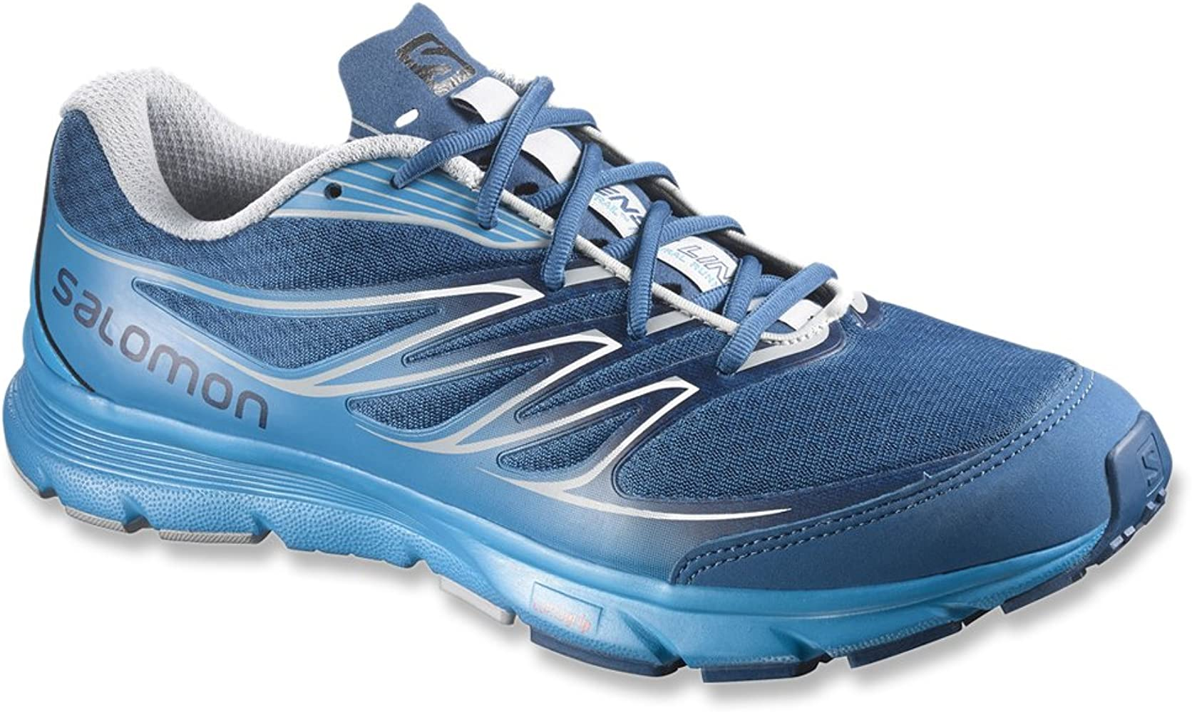 Salomon Sense Link Zapatillas de Running, Color Azul, Talla 48 EU (M): Amazon.es: Zapatos y complementos