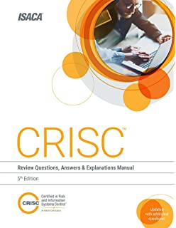 Crisc certified in risk and information systems control all in one crisc review questions answers explanations 5th edition fandeluxe Gallery