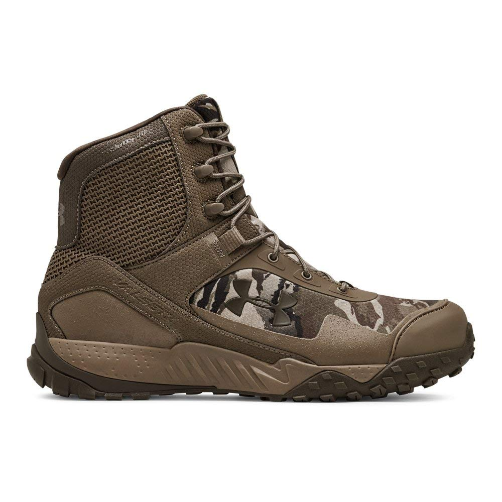Under Armour Men's Valsetz RTS 1.5 Military and Tactical Boot, Ridge Reaper Camo Ba (900)/Uniform, 12
