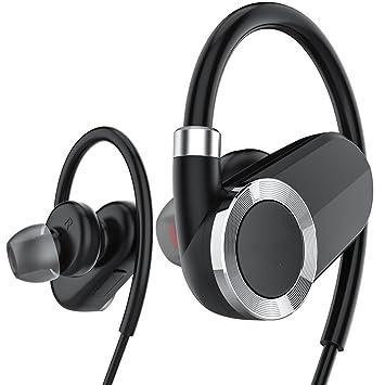Elegante Sport auriculares inalámbricos Bluetooth, Y56 Bluetooth4.1 auricular inalámbrico de auriculares in-