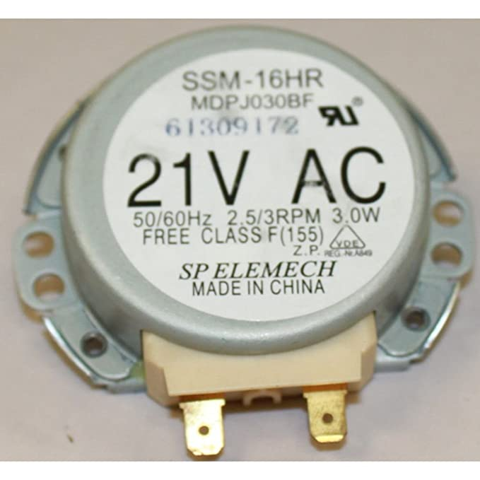 Samsung DE31 - 10172 C para plato giratorio del microondas motor ...