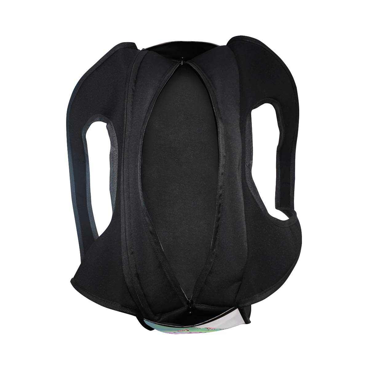 Fantasy Purple Bubble Women Sports Gym Totes Bag Multi-Function Nylon Travel Shoulder Bag
