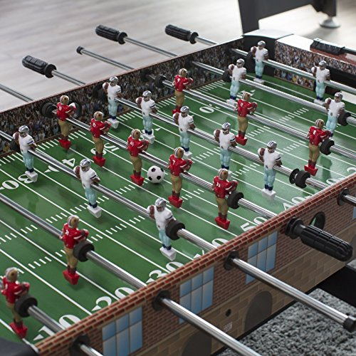 Voit 48 In. Football Stadium Foosball Table