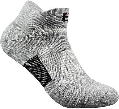 DishyKooker - Calcetines de baloncesto para hombre, gruesos, con ...