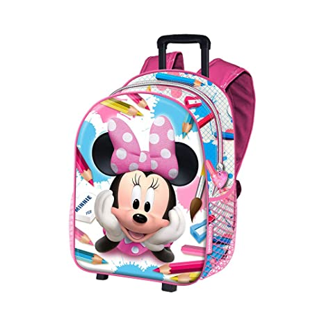 Minnie Mouse KM-37698 2018 Maleta, 50 cm, 1 litro
