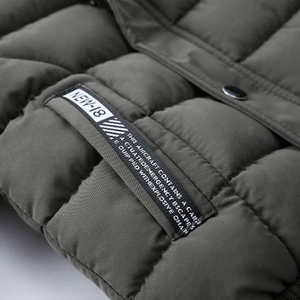 Abrigos Beb/é Xinan Chaqueta de invierno acolchada Ropa Abrigo de moda para ni/ños Abrigo grueso de las muchachas de los muchachos 2-5 A/ños