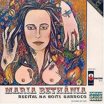 Recital Na Boite Barroco: Maria Bethania: Amazon.es: Música