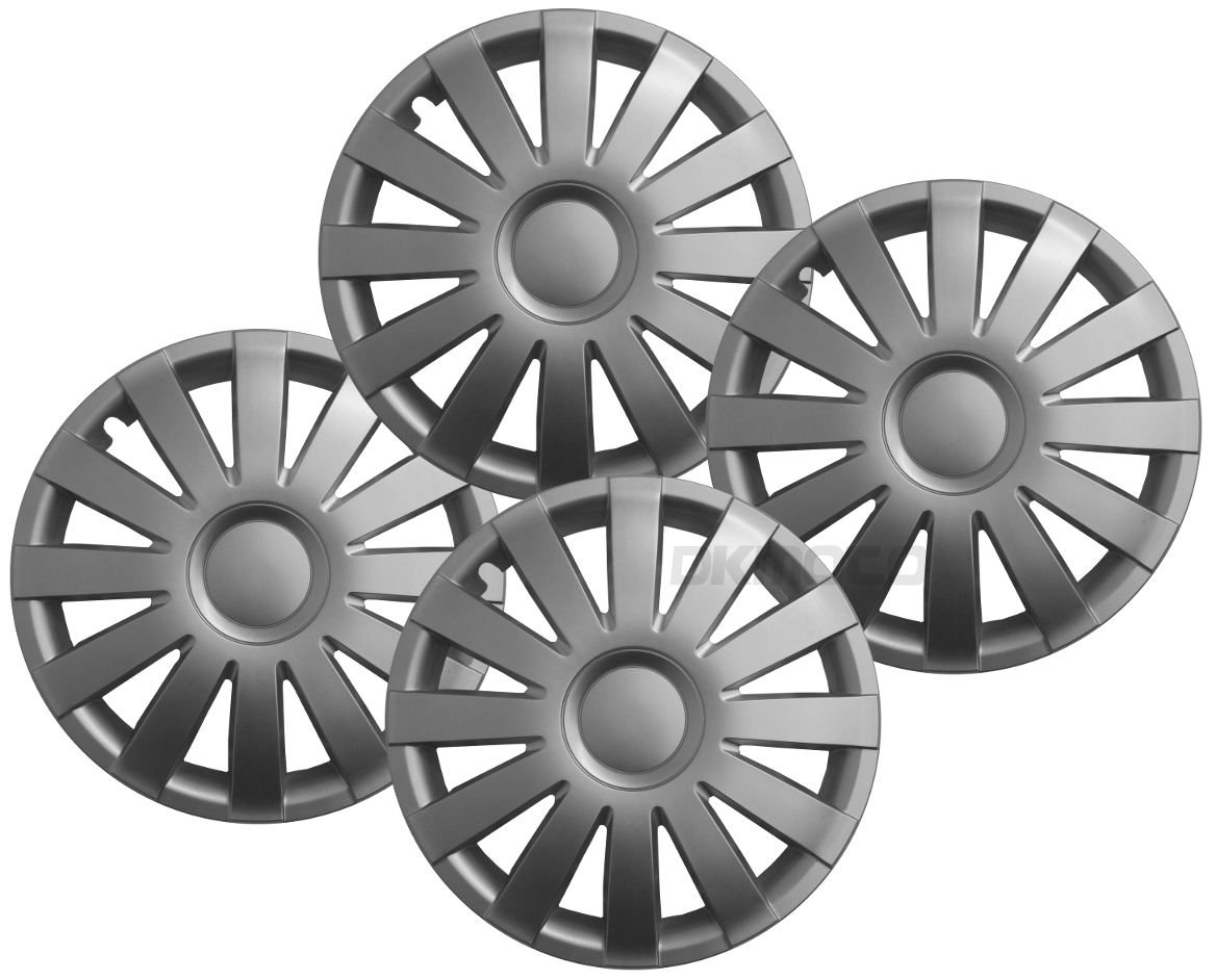 16 tapacubos para Vauxhall Vivaro Astra, Zafira, 4 x 16
