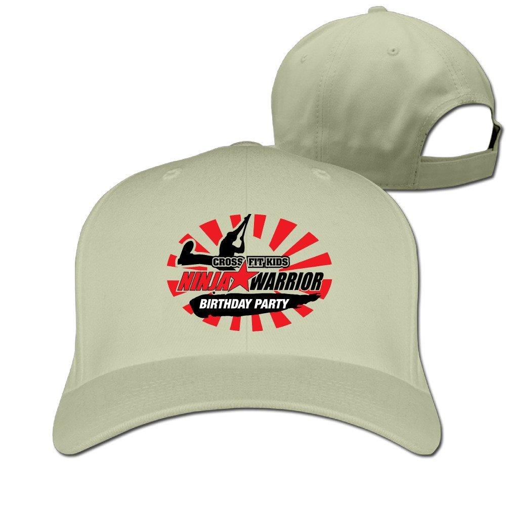 THNA American Ninja Warrior Logo ajustable moda Gorra de ...